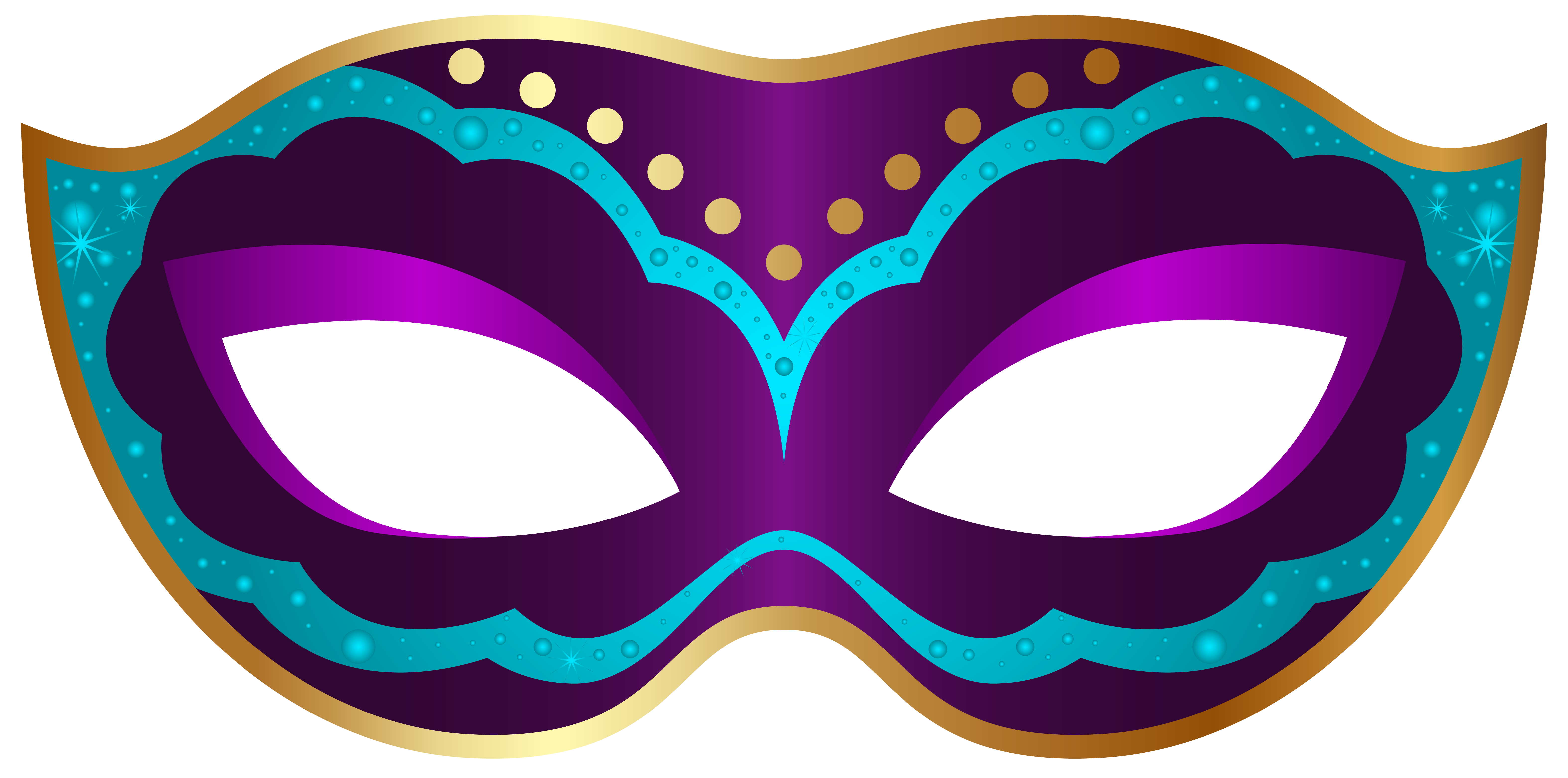 Mask clipart Carnival Art Image PNG Purple
