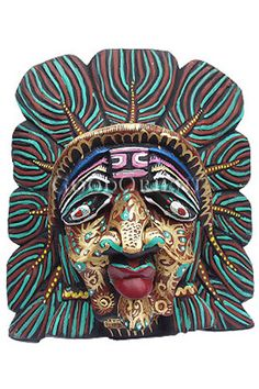 Mask clipart aboriginal  native Australia Mask from