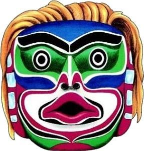 Mask clipart aboriginal Images on best 063012» 44
