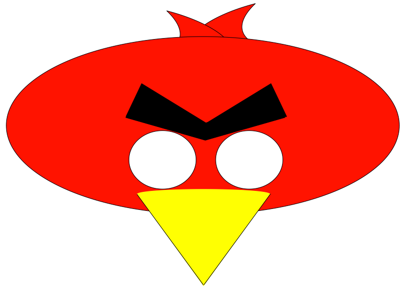 Mask clipart angry bird Masks Angry Angry Free Birds: