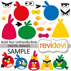 Mask clipart angry bird Face Mask cool! birds! Create