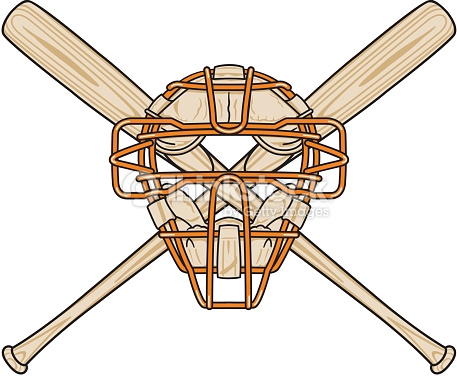 Mask clipart baseball Baseball Art Art : Mask