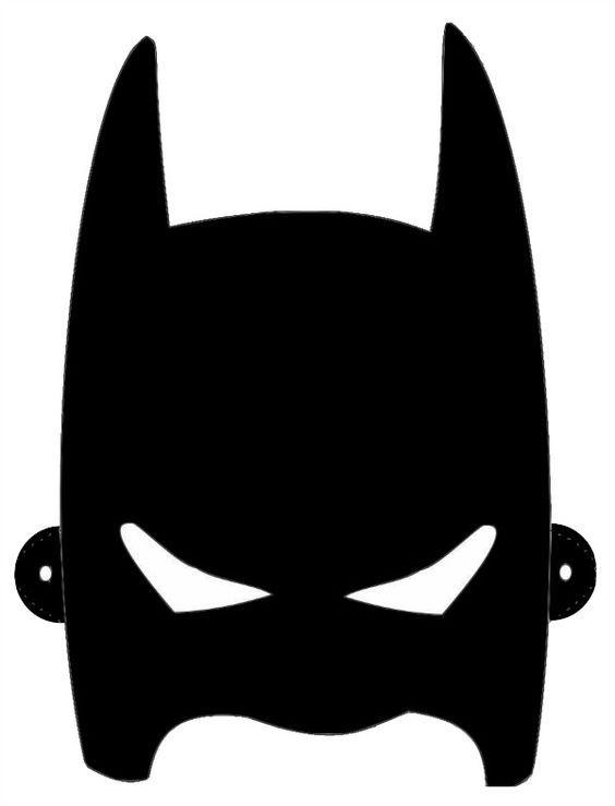 Mask clipart batgirl Batman on mask Birthday Best