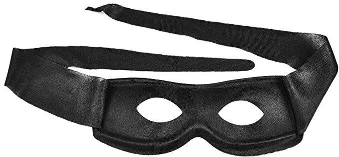 Mask clipart burglar Black Masked Zorro Masquerade Black