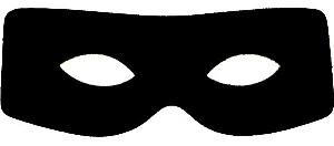 Mask clipart burglar Burglar  to Have Worth