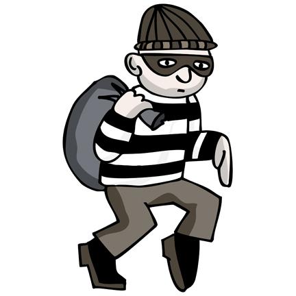 Mask clipart burglar Robber Facemasks up best Bank