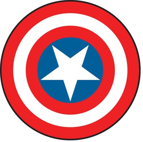 Batman clipart shield Clip Captain America on Download