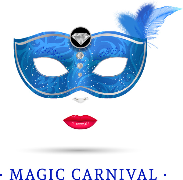 Carneval clipart carnival mask Cdr about vector vector design