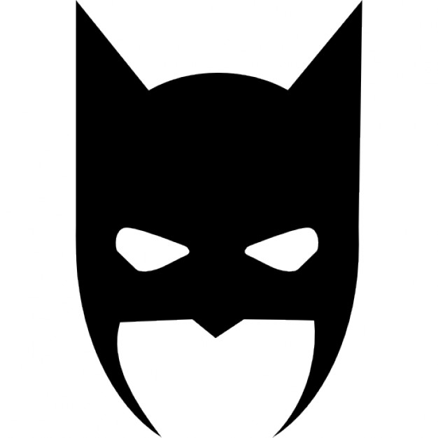 Mask clipart cat woman Batman PSD and cover Download