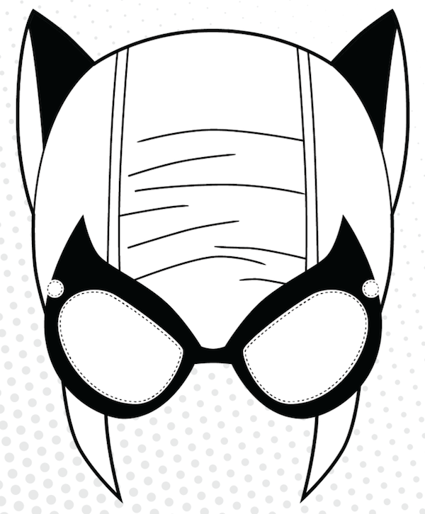 Mask clipart cat woman Woman Free Mask Cat Images