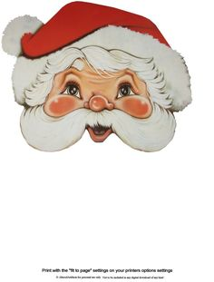 Mask clipart christmas Greeting by be Graphics Mask