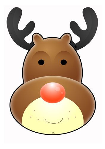 Mask clipart christmas On  CLIP more ART