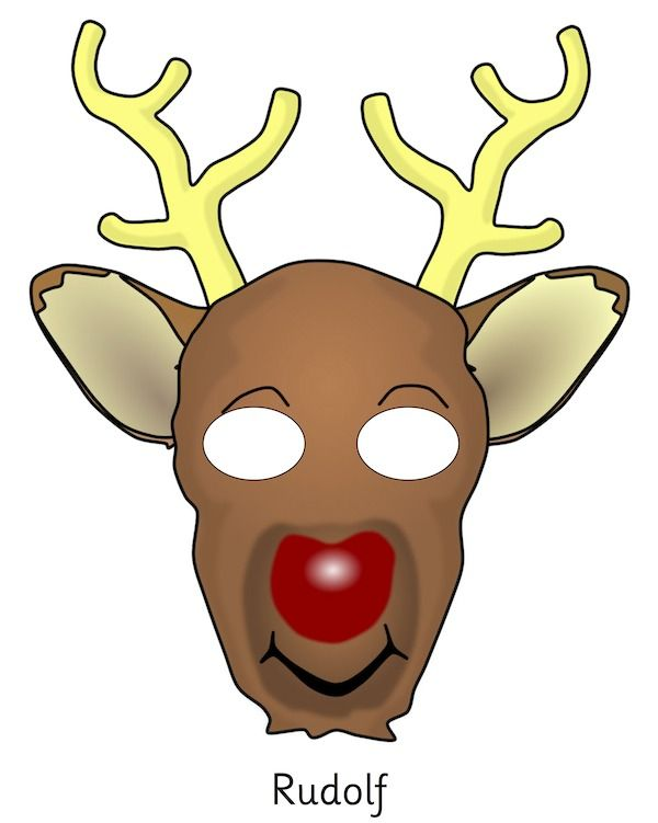 Mask clipart christmas Best Mask #Christmas Pinterest about