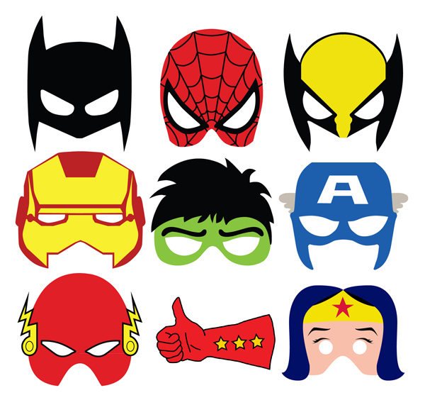 Mask clipart cute Photo cute imprimir for for
