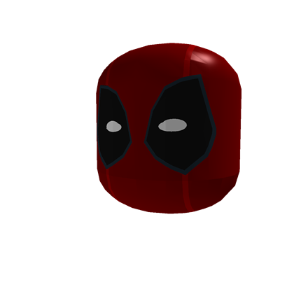 Mask clipart deadpool Perfected mask 2016 ROBLOX deadpool