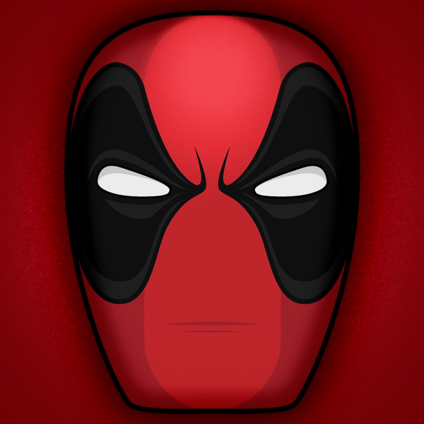 Mask clipart deadpool With Merc Deadpool Mouth [Finished]