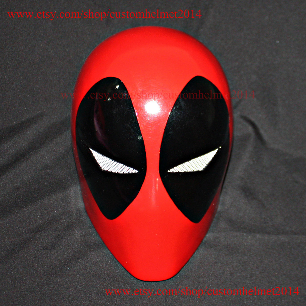 Mask clipart deadpool Halloween Custom 1:1 DJ Deadpool