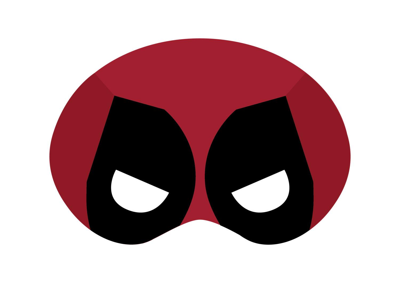 Mask clipart deadpool  https://img0 https://img0 Masks Mask
