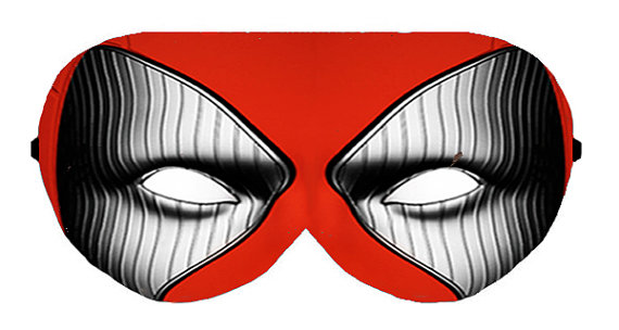 Mask clipart deadpool Mask Mask Eye covers Hero