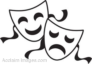 Mask clipart drama For Art Panda Drama Images