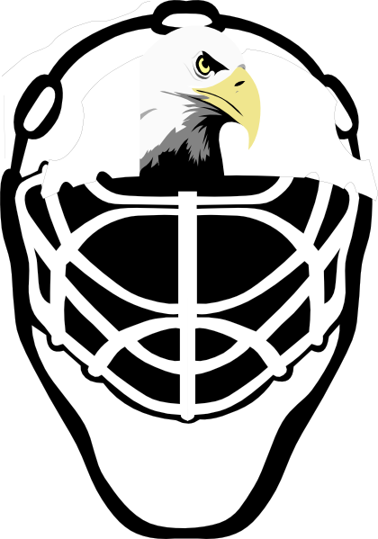 Mask clipart eagle Clip Hockey Mask Clker as: