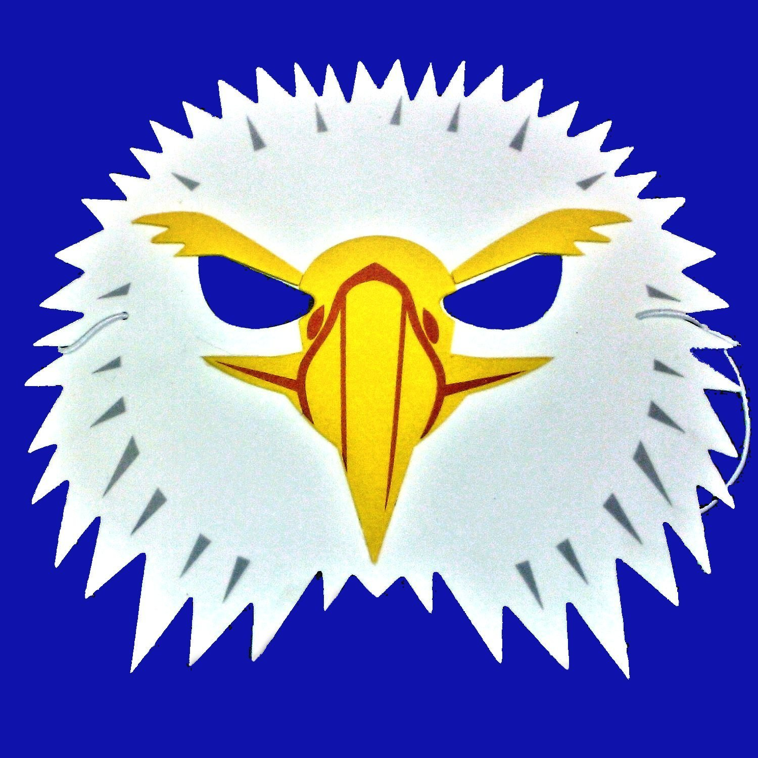 Mask clipart eagle Co Toys by Made Amazon