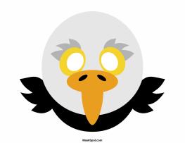 Mask clipart eagle Mask Eagle Masks Animal