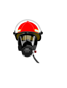 Firefighter clipart mask Download Clip Firefighter Helmet/mask Fire