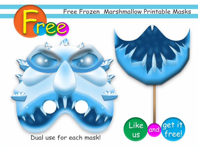Mask clipart frozen HolidayPartyStar Unique Free on by