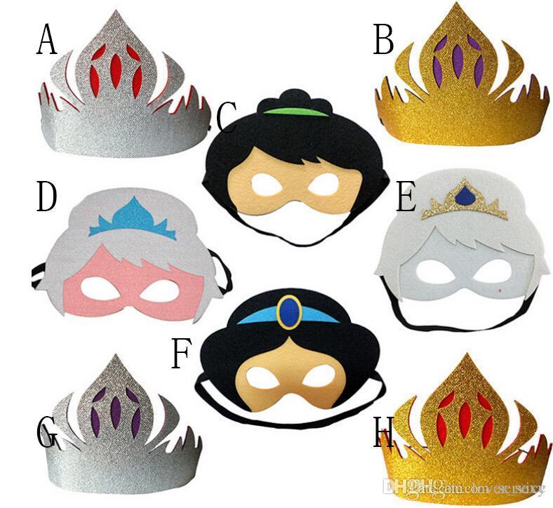 Mask clipart frozen Children Elsa image Mask Anna
