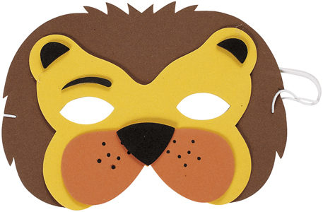 Mask clipart giraffe Party Lion Shop Mask your