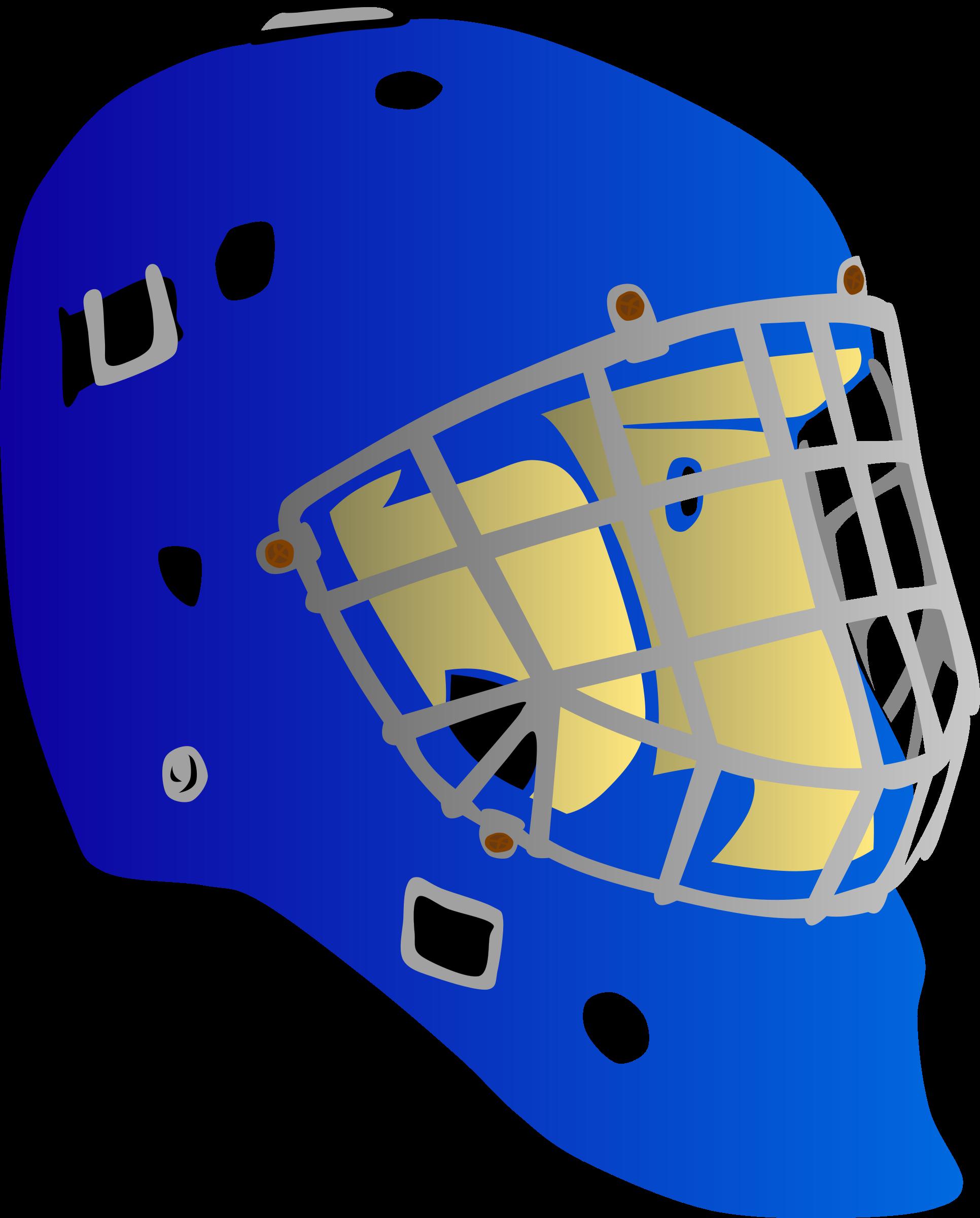 Phanom clipart hockey mask Mask Goalie Goalie mask Clipart