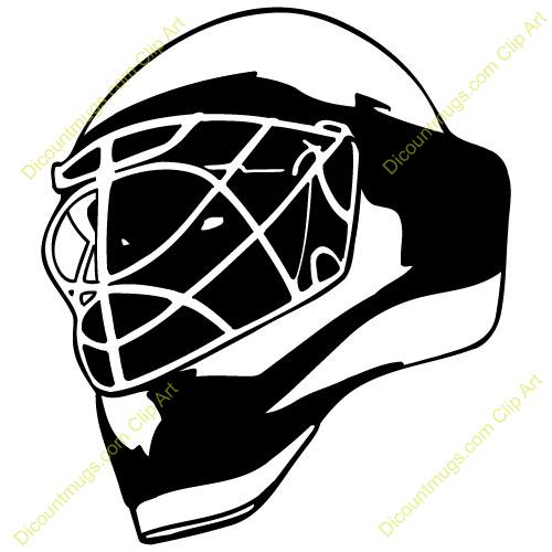 Mask clipart goalie Download Goalie Art Goalie –