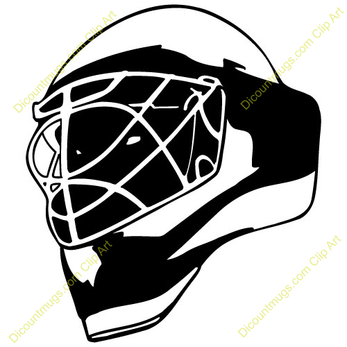 Mask clipart goalie Download Goalie Clipart Clip Hockey