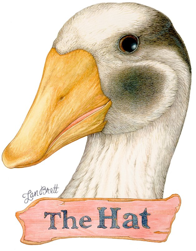 Mask clipart goose Mask Goose Jan Time by