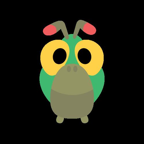 Mask clipart grasshopper Mask Animal Grasshopper Printable Printable