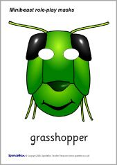 Mask clipart grasshopper Play images (SB1188) Pinterest about