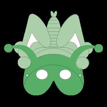 Mask clipart grasshopper Png 2803005 001 Craftwell