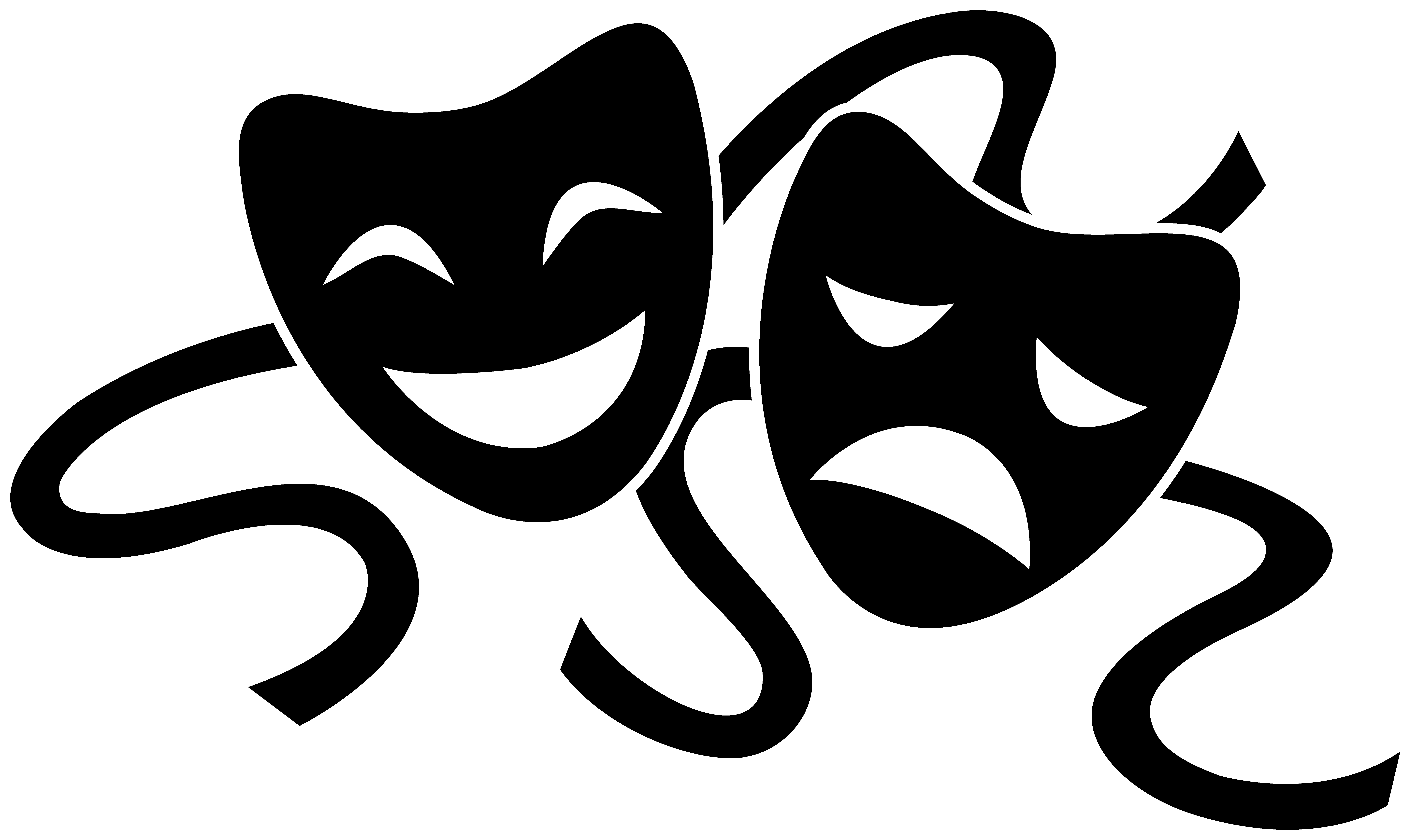Actor clipart musical theatre Culture Art Free Greek Theater