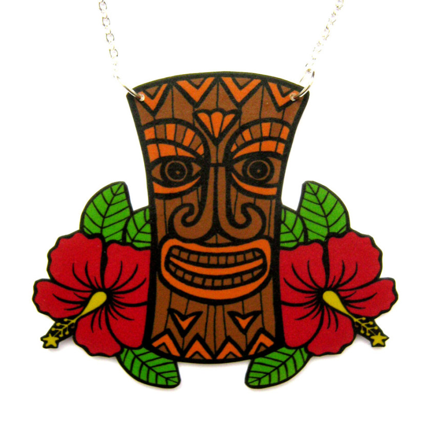Necklace clipart hawaii #2