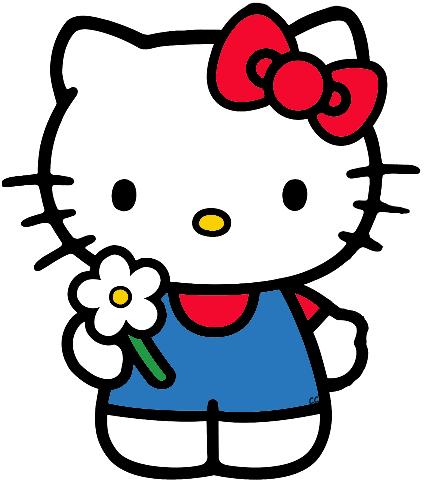 Mask clipart hello kitty Kitty WikiClipArt Hello 3 cartoon