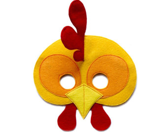 Mask clipart hen Mask Chicken Chicken Farm mask