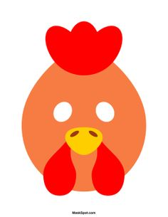 Mask clipart hen Animal Free Masks Easter a