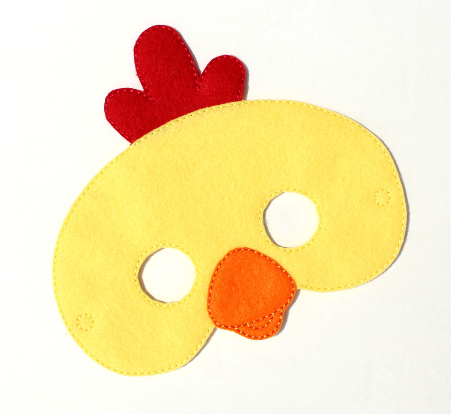Mask clipart hen Mask Costume Chicken Mask Felt