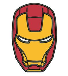 Mask clipart iron man Iron via $8 How by