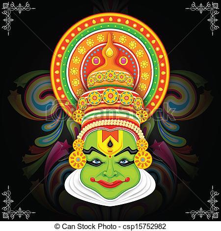 Mask clipart kathakali Entertainment Theatre Entertainment  Face