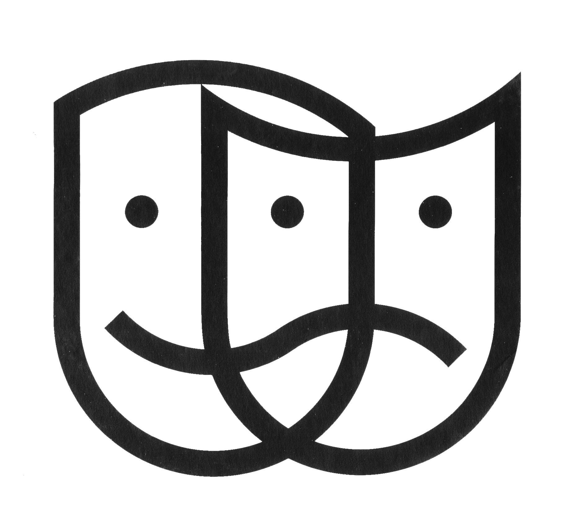 Theatre clipart drama class Masks Clip Masks Clipart