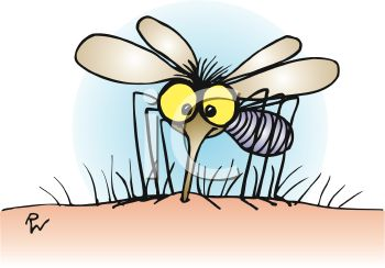 Mask clipart mosquito Mosquito Art biting Clipart clipart