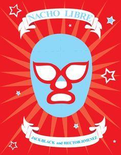 Mask clipart nacho libre Libre by Mask Flich More