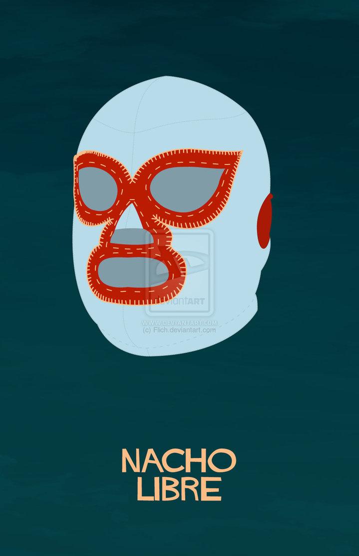 Mask clipart nacho libre Libre мσνιєѕ Nacho libre Mask